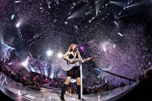 Taylor Swift World Tour 2011 300x199 Taylor Swift, Award Winning Superstar, Announces 2011 World Tour Schedule