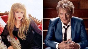 Rod Stewart and Stevie Nicks 300x169 Rock Legends Stevie Nicks and Rod Stewart Together for the Heart and Soul Tour!