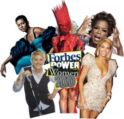 Forbes Power Women 250x240 custom Oprah Bumped to Number Two While Lady Gaga Takes the Throne for Most Powerful Celeb