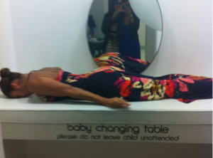 Evelyn Lozada Planking 300x300 Celebrity Planking Pics: Justin Bieber, Chris Brown, Katy Perry and More!