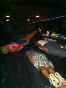 amber rose planking in the limo 300x300 Celebrity Planking Pics: Justin Bieber, Chris Brown, Katy Perry and More!