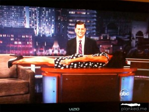 rosario dawson planking tv 300x300 Celebrity Planking Pics: Justin Bieber, Chris Brown, Katy Perry and More!