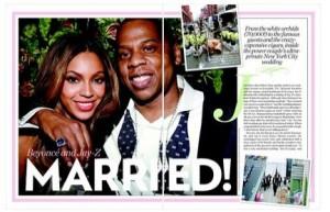 Beyoce-JayZ-Married