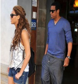 Beyonce JAYZ Candid 250x270 custom Jay and Beyonce, Pregnant! – A Look Through the Years