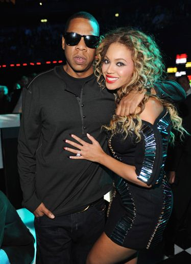 Beyonce JayZ 2009 Jay and Beyonce, Pregnant! – A Look Through the Years