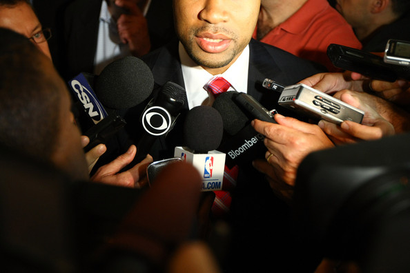 Derek+Fisher+NBA+Labor+Negotiations+Continue+H2DebkLXA dl NBA Lockout 101: 2011 12 Season In Serious Jeopardy