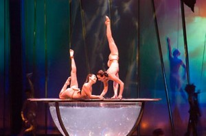 cirque du soleil 300x266 Las Vegas, Nevada: Best Shows of 2011, Tips and Pointers