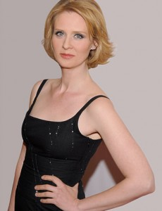 CynthiaNixon 300x300 Sex and the City Star Cynthia Nixon Joins Broadway Debut of Wit