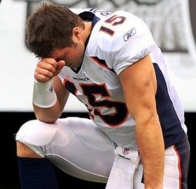 tebowing2 Who is Tim Tebow?