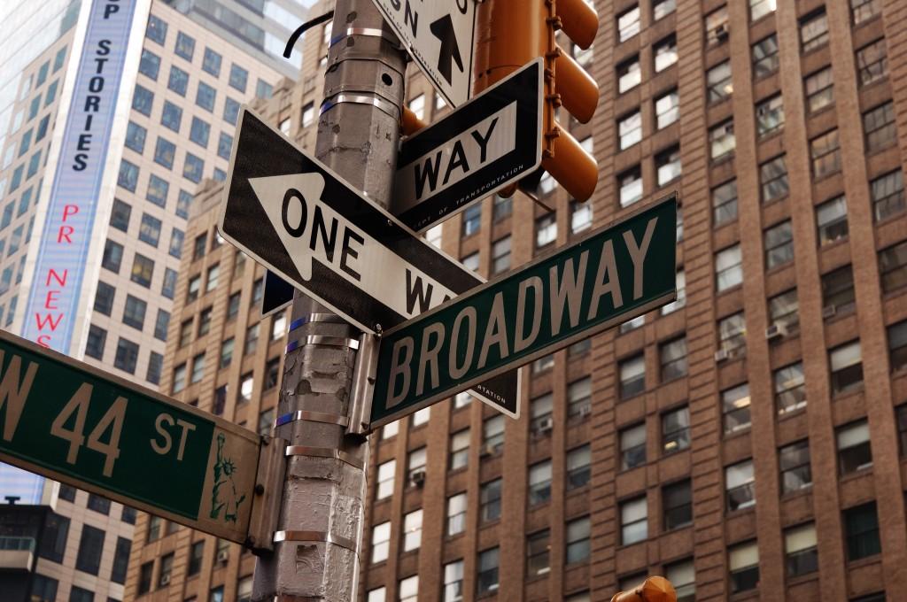broadway nyc  1024x680 Broadway's Top Ten Musicals
