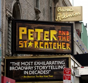 peter and the startcatcher broadway 300x300 The Top Fall Broadway Plays and Musicals You Need to See