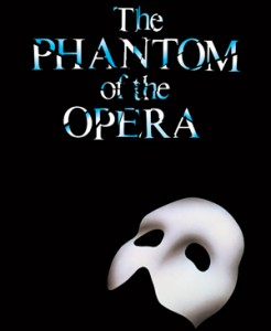 phantom of the opera 2013 broadway 300x300 Holiday Gift Guide for the Theatre Lover in your Life