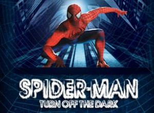 spider man turn off the dark 2013 holiday 300x225 Spider Man on Broadway Tickets